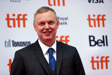 """Director Wash Westmoreland arrives for the Canadian premiere of the movie """"Colette"""" at the Toronto International Film Festival in Toronto"""