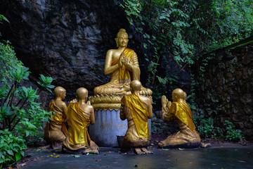 Monte Phusi - Luang Prabang - Laos