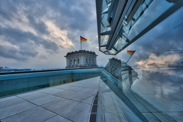 Berlin Architecture and Monuments