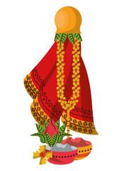 Ugadi indian elements