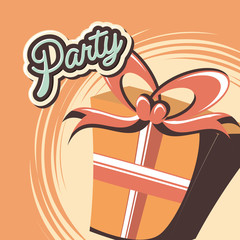 party and gift box design