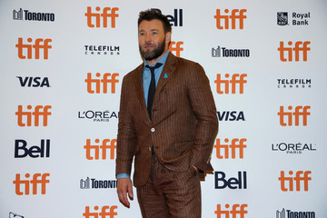 """Director and actor Joel Edgerton arrives for the premiere of the movie """"Boy Erased"""" at the Toronto International Film Festival in Toronto"""
