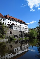 HISTORICAL SIGHT IN CZECH KRUMLOV