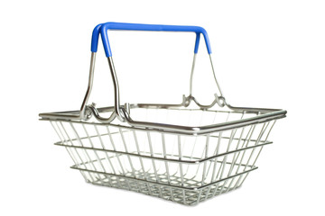 Metal basket for products