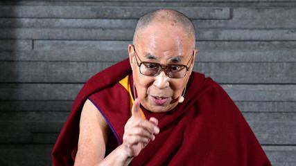 Tibetan spiritual leader Dalai Lama visits Sweden