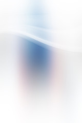 Abstract background in the form of a wave
