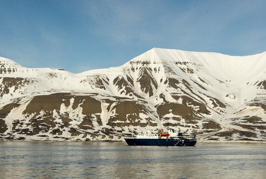 Longyearbyen, archipel du Spitzberg, Svalbard