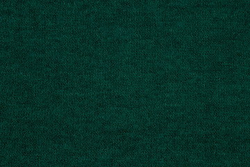 Green Angora knit background texture
