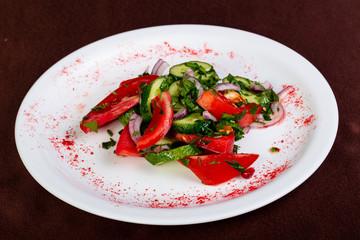 Georgian traaditional salad