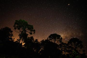 Serra da Mantiqueira's Sky