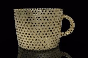Coffee decorative mug