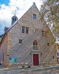 Front der Kirche St. Georg in Bad Salzdetfurth