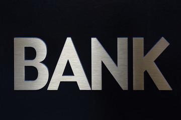 image sign bank