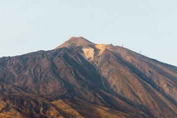 Mount Teide volcano in Tenerife, Spain