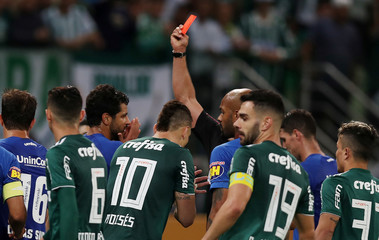 Copa do Brasil - Palmeiras v Cruzeiro Semi Final First Leg