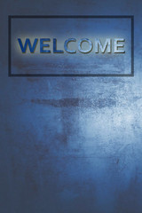 Welcome templates background