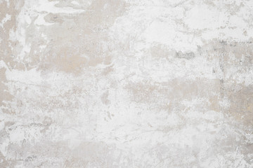 Gray concrete wall with grunge for abstract background.