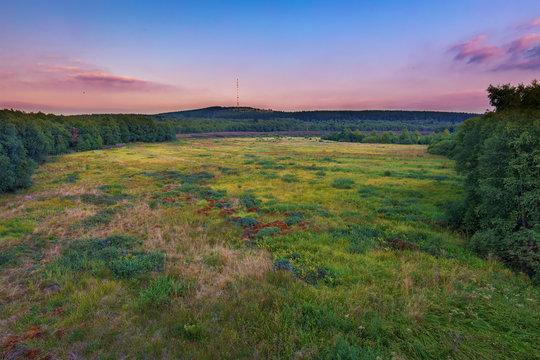Rotes Moor in der Rhön