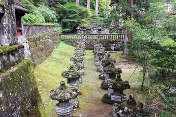 日光_ 庭園 #Shrines and Temples of Nikko. Japan