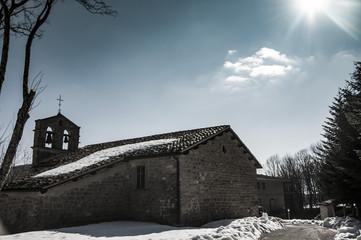 Valle Vaccaro neve