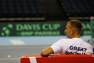 Davis Cup - Great Britain Training