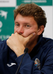Davis Cup - Press Conference