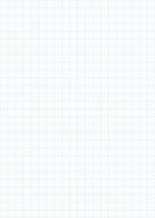 Graph paper grid lines portrait