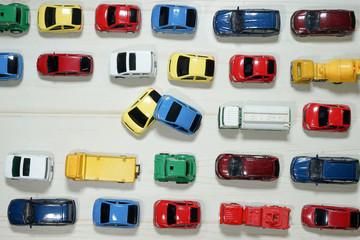 渋滞 イメージ