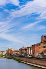 Lungo Arno a Pisa