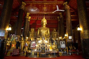 Wat Sensoukaram - Luang Prabang - Laos