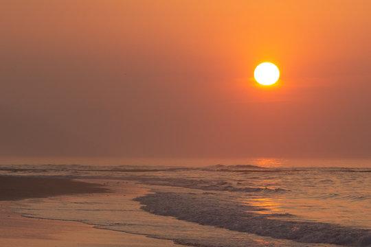 Wrightsville Beach at Sunrise