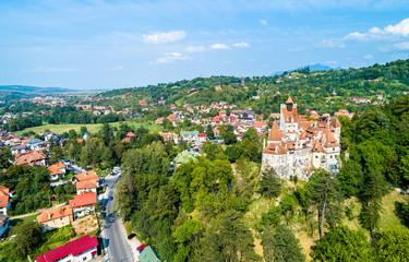 Dracula castle in Bran - Transylvania, Romania