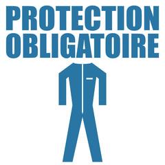 Logo protection obligatoire.