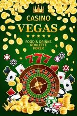 Casino online poster Internet gambling