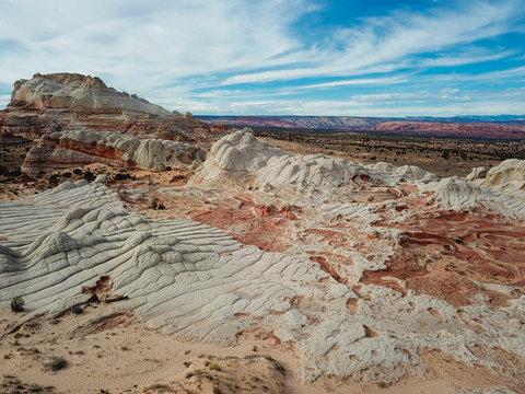 White Pocket, Vermilion Cliffs National Monument, Arizona
