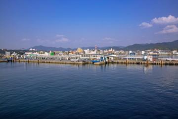 Fotobehang Palermo 福江港