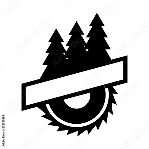 "Icons Trading Error Log: ""Lumberjack Logo. Timber Icon. Logging Symbol. Vector Eps"