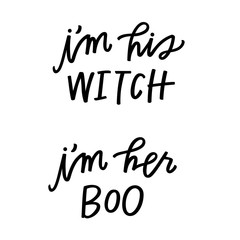 I'm His Witch, I'm Her Boo