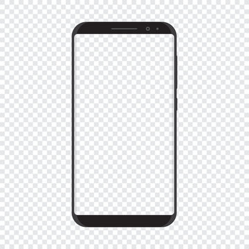 Smart phone illustration vector design template