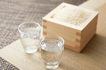 日本酒 米