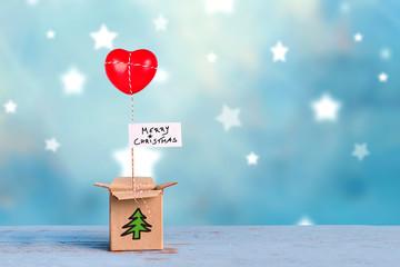 magische Geschenkebox - Weihnachtsüberraschung