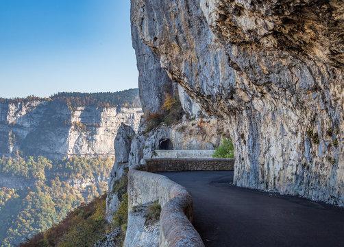 Französische Alpen - Vercor - Col de la Machine - Combe Laval