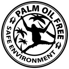 Palm Oil Free Badge