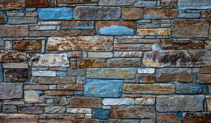 abstract background with stone wall for your design