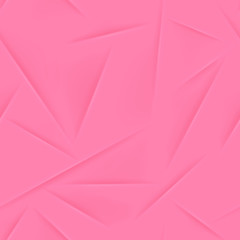 Abstract seamless pattern in pink colors