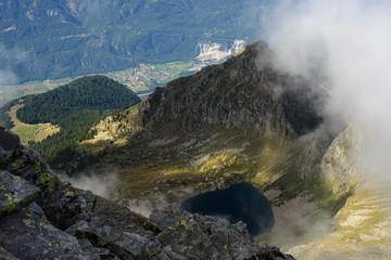 Pizzo di Claro, 2727 mslm, cantone Grigioni, Svizzera