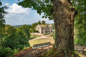 Schloss und Park Altenstein / Thüringen
