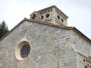 Mollo, pueblo de Gerona en Cataluña - España