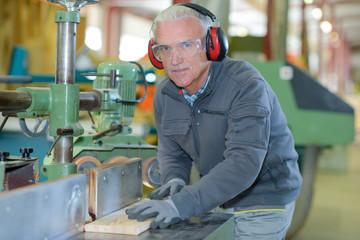 industrial wood tender