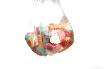 jelly beans bauble of sugar
